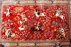 تاریخچه قالی ایرانی - سایت خبری ازدیدما