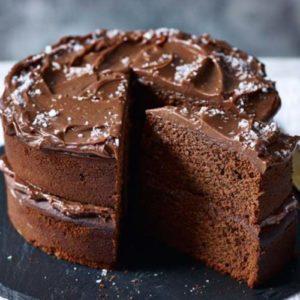 طرز تهیه کیک شکلاتی - سایت خبری ازدیدما