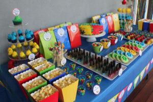 تزیین میز تولد-سایت خبری ازدیدما