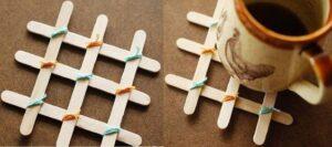 کاردستی با چوب بستنی- سایت خبری ازدیدما