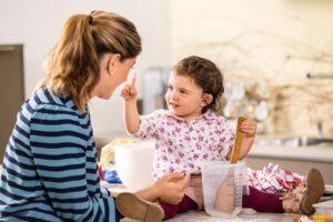 آموزش حرف زدن به کودک - سایت خبری ازدیدما