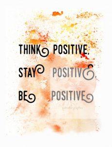 تاثیر مثبت افکار در زندگی - سایت خبری ازدیدما